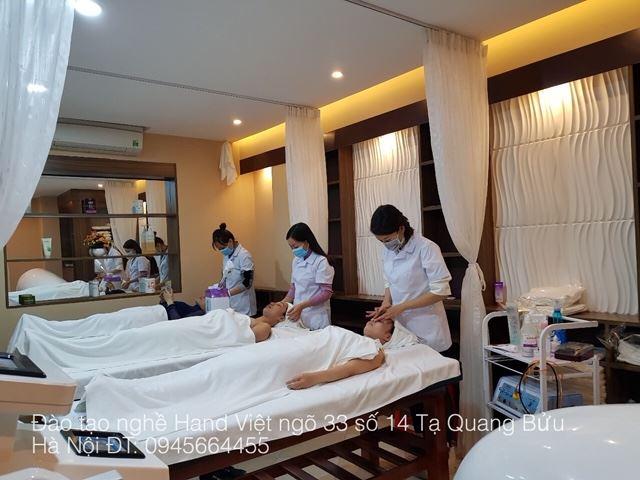Học spa ở đâu tốt nhất tại Hà Nội