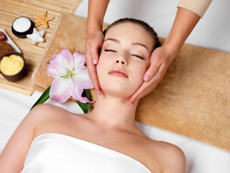 Học Massage mặt