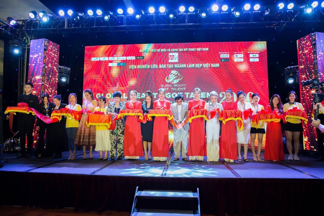 Hand Việt Khai mạc Tổ chức cuộc thi Tay nghề Ngành làm đẹp Toàn quốc - Global Beauty Got Talent 2020