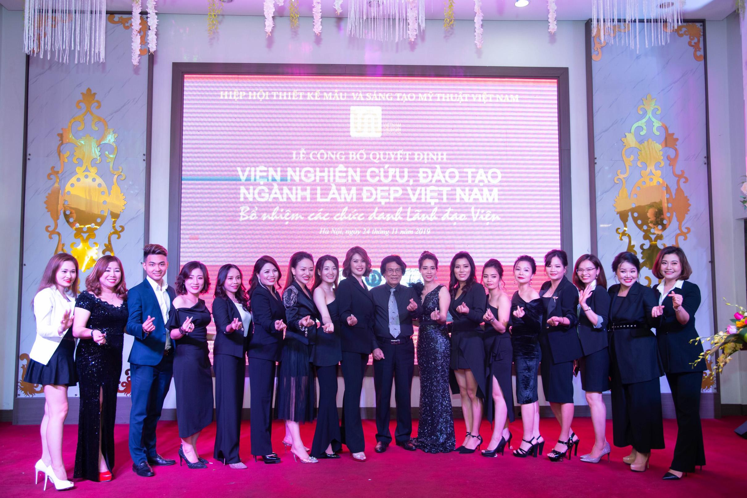Hand Việt là Viện Nghiên Cứu, Đào Tạo Ngành Làm Đẹp Việt Nam