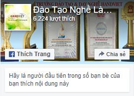 Đào Tạo Nghề Làm Đẹp Lớn Nhất Tại Hà Nội - Hand Việt