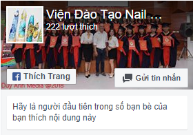 Viện Đào Tạo Nail Quốc Tế - Lớp Học Nail Cao Cấp Hand Việt