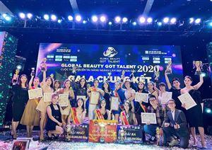 Cuộc thi Tìm kiếm Tài năng Ngành làm đẹp toàn cầu - Global Beauty Got Talent 2020