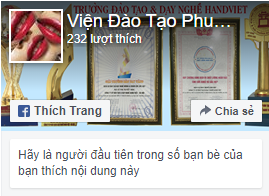 Viện Đào Tạo Phun Xăm Thẩm Mỹ Việt Nam - Đào Tạo Hand Việt